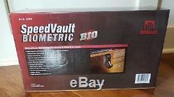 GunVault SVB 500-SpeedVault Pistol Gun Safe