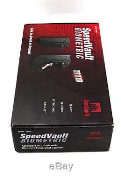 GunVault SV 500 SpeedVault Gun Safe Digital Push Button Handgun SV500 NEW