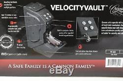 GunVault VV500 Velocity Vault Handgun Safe Pistol Box Secure Concealed Gun Quick