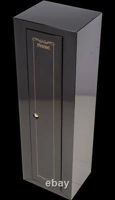 Gun Safe 10 Rifle Rack Security Storage Cabinet Locker Pistol Shotgun Handgun