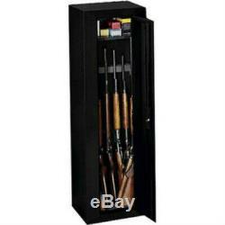 Gun Safe Cabinet 10 Rifles Security Storage Locker Shelf Rack Shotgun PistolNew