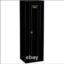 Gun Safe Cabinet 10 Rifles Security Storage Locker Shelf Shotgun Pistol Home NEW