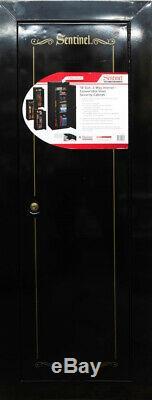 Gun Safe Cabinet 18 Rifles Storage Security Shotgun Pistol Locker Shelf Rack