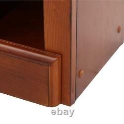 Gun Safe Cabinet and Curio Storage Organizer Fully Locking Cabinetry Home Wood