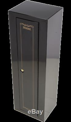 Gun Safe Fireproof Security Cabinet Lock Steel 10 Guns Firearms Shotgun Rifle