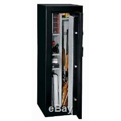 Gun Safe Rifle Cabinet Storage Fire Proof Combination Lock Stack-On 10 Sentinel