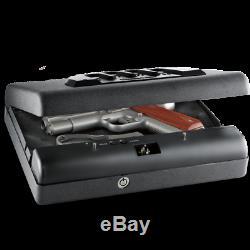 Gun Vault MicroVault Standard Quick Access HandGun Safe MV500