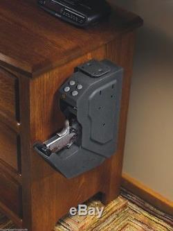 Gun Vault SpeedVault Standard Electronic Digital Pistol Handgun Safe