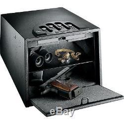 Gunvault GV2000C-DLX Multi Vault Deluxe Handgun Safe Black