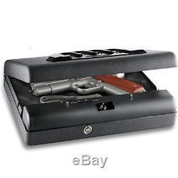 Gunvault Mv500std Microvault Standard Portable Gun Pistol Weapon Safe Gunsafe