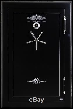HD593924 Steelwater Home Hunting Safes 2hour Fire Gun Rifle 39 Safe LED Dial