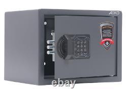 Handgun Pistol Steel Lockable Gun Storage Security Safe Combination Code Lock