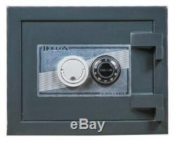 Hollon 0.9 Cu. Ft. TL-15 Rated Safe with Group 2M S&G Dial Lock