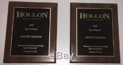 Hollon B3220cilk Burglary Cash Safe Dial Lock Ul-b Authorized Dealer