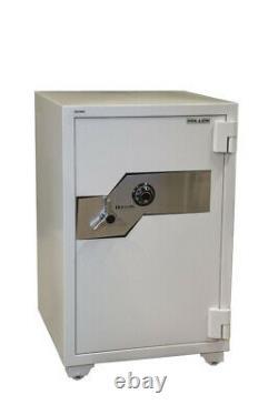 Hollon Fb-1054c 2 Hr. Fire & Burglary Safe With Dial Lock Authorized Dealer