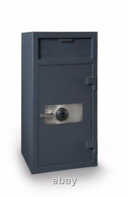 Hollon Fd-4020c Depository Safe Dial Lock Ul B-rated Authorized Dealer New