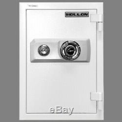 Hollon HS-500D 2 Hr Rated Boltable Fire Safe with Combo Lock