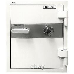 Hollon HS-610D 2 Hour Office Safe with Dial Combination Lock