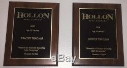 Hollon Hds-1000c Data / Media Safe USA S&g Combination Dial Lock Re-locker