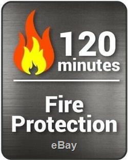 Hollon Hs-880c Office Safe 2 Hour Fireproof Dial Lock Authorized Dealer