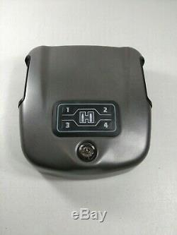 Hornady 98180 RAPiD Safe Shotgun Wall Lock with RFID Touch Free Entry