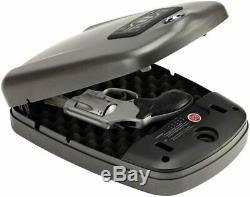 Hornady Gun Rapid Safe 2600KP Black RFID