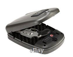 Hornady RAPiD Safe 2600KP RFID Quick Access Pistol Safe Security LockBox 98177