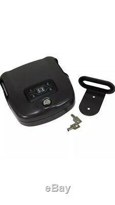 Hornady RAPiD Safe Shotgun Wall Lock RFiD Compatible Steel Black 98180 $210