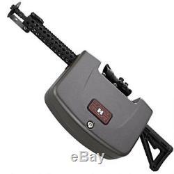 Hornady RAPiD Safe, Wall Lock, Includes Wristband, Key FOb, RFID Stickers 98185