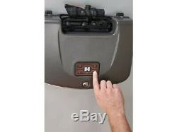 Hornady RAPiD Safe Wall Lock RFID Safe Steel Black with KeyPad and Device Entry