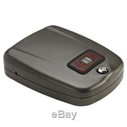 Hornady Rapid Safe 2600KP (Large) Personal Safe with RFID Lock, Black (98177)