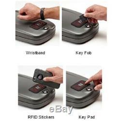 Hornady Rapid Safe Rifle Wall Mount Lock RFID Technology Enabled Home Gun Safe