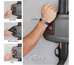 Hornady Rapid Safe Tactical Rifle Platform Wall Lock RFID Lock-box #98185