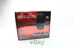 Hornady Rapid Safe Wall Mount for Long Guns RFID Entry Quick Access Safe For S
