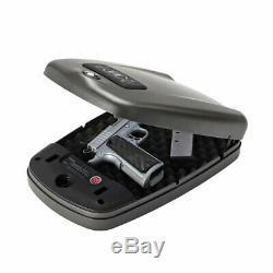 Hornady Security RFID Key Lock Pistol RAPID Safe Lock Box 2700KP 98172