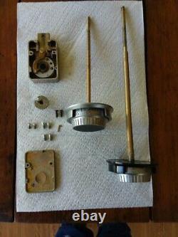 Ilco 4 wheel vault lock Key change 13, 8 spindle Mosler or Waco American doors