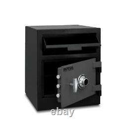 Imperial iDF-30C Depository Safe Cash Drop Safety Deposit Combination Lock NEW