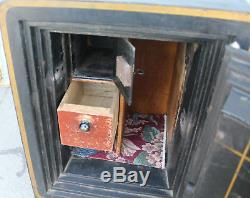 Iron Safe with Working Combination Alpine Safe & Lock Company 1888