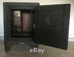 J. Baum Safe & Lock Co, Cincinnati. O. With combination
