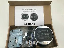 La Gard Combo 39e Swing Bolt Digital lock with 5750K keypad inc Battery box