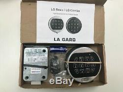 La Gard Combo Basic Swing Bolt Digital lock with 5750 keypad inc Battery box