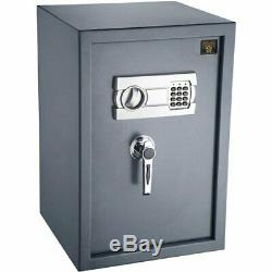 Large Fire Home Office Sentry Safe Electronic Lock Box Security Steel