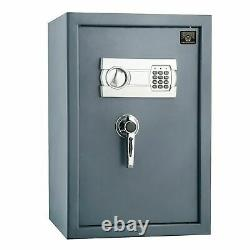 Large Fire Home Office Sentry Safe Electronic Lock Box Security Steel Fireproof