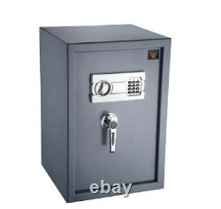 Large Fire Home Office Sentry Safe Electronic Lock Box Security Steel New