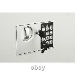 Large Hidden Wall Safe Electronic Security Jewelry Gun Home Cash Lock Box Office