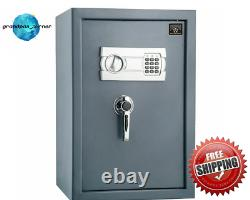 Large Home Office Sentry Electronic Digital Safe Lock Box Security Steel