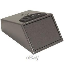 Liberty HD-200 Quick Vault Steel Handgun Safe Portable Pistol Vault Gun Storage