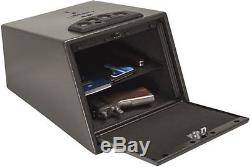 Liberty HD-300 Digital Lock Pistol Safe w Key Backup