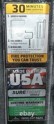 Liberty Safe & Security Prod 243415 24 Gun Liberty Safe with Electronic Lock