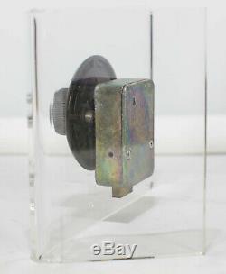 Locksmith Combination Safe Lock DisplayStand Practice Cracking Picking locksport
